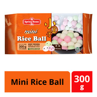 Spring Home Mini Rice Ball