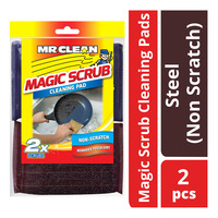 Mr Clean Magic Scrub Cleaning Pads - Steel (Non Scratch)