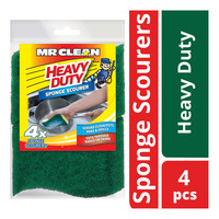 Mr Clean Sponge Scourers - Heavy Duty