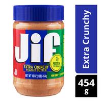 Jif Peanut Butter - Extra Crunchy