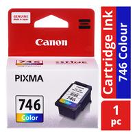 Canon Cartridge Ink - 746 Colour