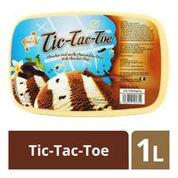 King's Ice Cream - Tic-Tac-Toe