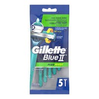 Gillette Disposable Razor - Blue II Plus
