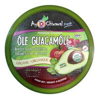 Ay Chiwawa Fresh Ole Guacamole Organic Avocado Spread