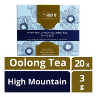 Green Pot Oolong Tea -  High Mountain
