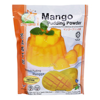 Happy Grass Pudding Powder - Mango