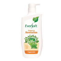 Eversoft Anti-Bacterial Shower Foam - Protect & Revitalise