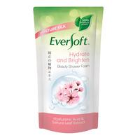 Eversoft Beauty Shower Foam Refill - Whiten and Brighten