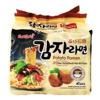 Samyang Korean Instant Noodle - Potato