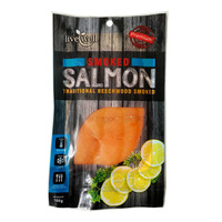 Live Well Premium Salmon - Smoked