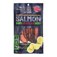 Live Well Premium Salmon - Gravlax