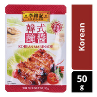Lee Kum Kee Marinade - Korean