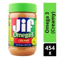 Jif Peanut Butter Spread - Omega 3 (Creamy)
