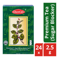 GlucosCare Premium Tea (Sugar Blocker) 24 x 2.5G