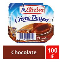 Elle & Vire Creme Dessert Cup - Chocolate