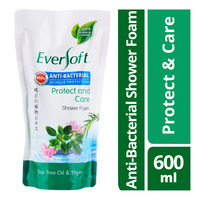 Eversoft Anti-Bacterial Shower Foam Refill - Protect and Care