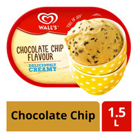 Wall's Ice Cream Tub - Chocolate Chip