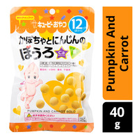 Kewpie Bolo Biscuits - Pumpkin And Carrot  40G