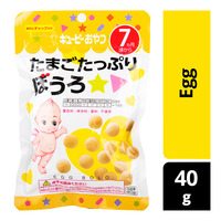 Kewpie Bolo Biscuits - Egg 40G