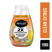 Renuzit Gel Air Freshener - Citrus Orchard