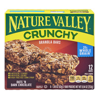Nature Valley Crunchy Granola Bar - Oats 'n Dark Chocolate