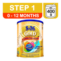 Wyeth S26 Gold Infant Milk Formula - Step 1