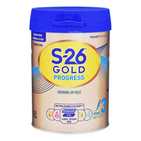 Wyeth S26 Progress Gold Grow Up Milk Formula - Stage 3