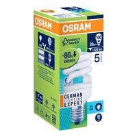 Osram Duluxstar Mini Twist Bulb - Day Light (20 W/E27)