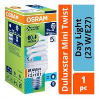 Osram Duluxstar Mini Twist Bulb - Day Light (23 W/E27)