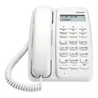Philips Corded Phone - White