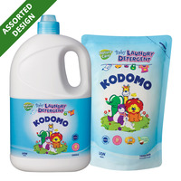 Kodomo Baby Laundry Detergent with Refill