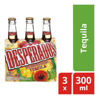 Desperados Bottle Beer - Tequila