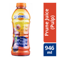 Sunsweet Amaz!n Prune Juice Bottle Drink - Pulp