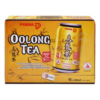 Pokka Canned - Oolong Tea