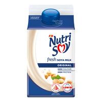 F&N NutriSoy High Calcium Fresh Soya Milk - Regular