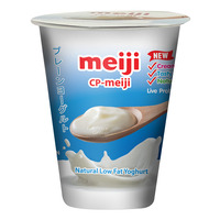 Meiji Low Fat Yoghurt - Natural