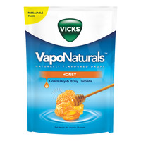 Vicks VapoNaturals Drops - Honey