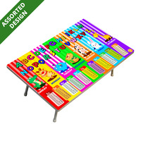 Panel Base Foldable Children Table