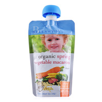 Bellamy's Organic Ready to Eat Baby Food -SpringVegetableMacaroni