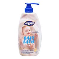 Drypers Baby Bath - Oat Kernel Extract