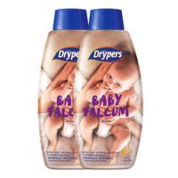 Drypers Talcum Powder