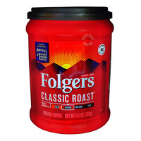 Folgers Classic Roast Ground Coffee - Medium