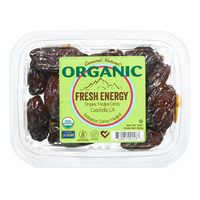 Caramel Naturel Fresh Energy Organic Medjool Dates