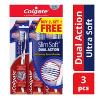 Colgate Slim Soft Toothbrush - Dual Action