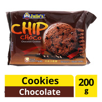 Julie's Chip Choco Cookies - Chocolate
