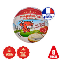 The Laughing Cow Cheese Spread - Ham Flavour