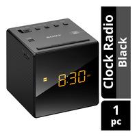 Sony Clock Radio - Black