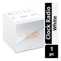 Sony Clock Radio - White