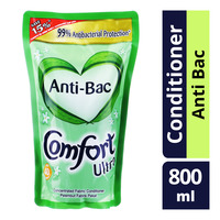Comfort Ultra Fabric Conditioner Refill - Anti Bacterial