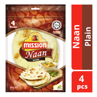 Mission Naan - Plain